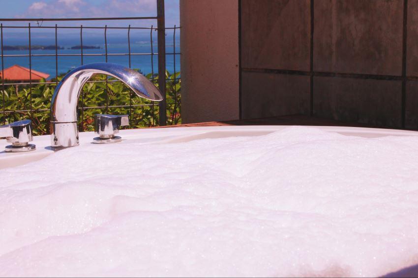 お風呂で除毛クリームを使って自己処理