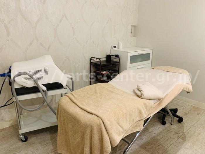 アドラーブルの施術室