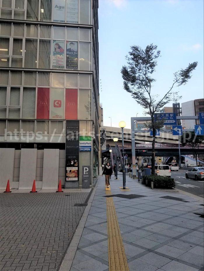 シースリー梅田店までのアクセス