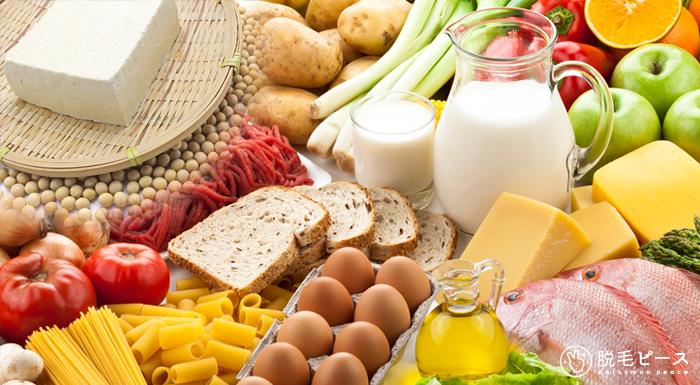 カルシウムは、乳製品・小魚・大豆製品から!