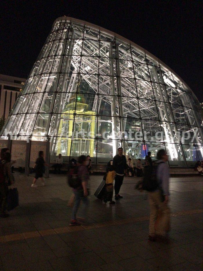 ミュゼ札幌店へのアクセス