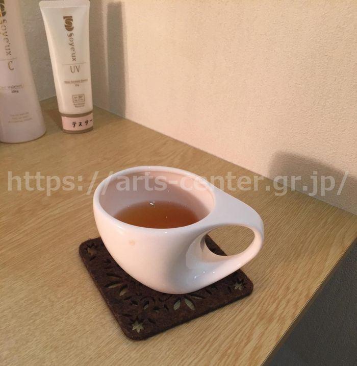リンリン お茶のサービス