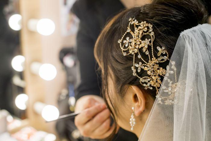 結婚式で脱毛すべき部位