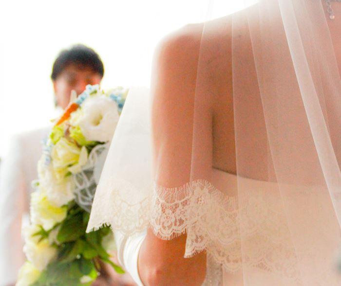 結婚式では背中、二の腕、うなじも脱毛すべき